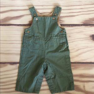 GAP Bottoms - Baby Gap // NB soft overalls